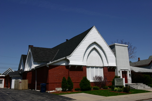 Lovejoy Methodist Church