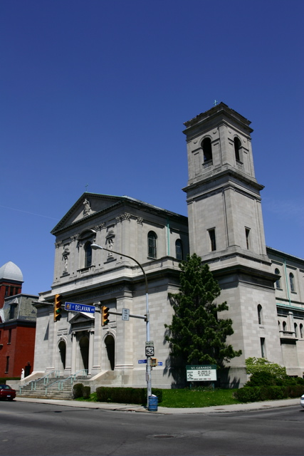 St. Gerards RC Church