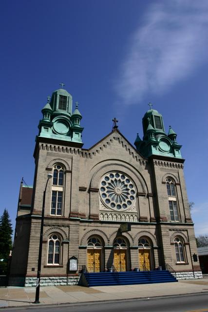 St. Mary Magdalene RC Church