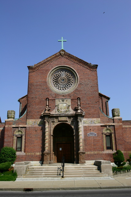 St. John the Baptist RC Church