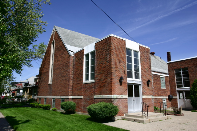 MacAlpine Presbyterian Church