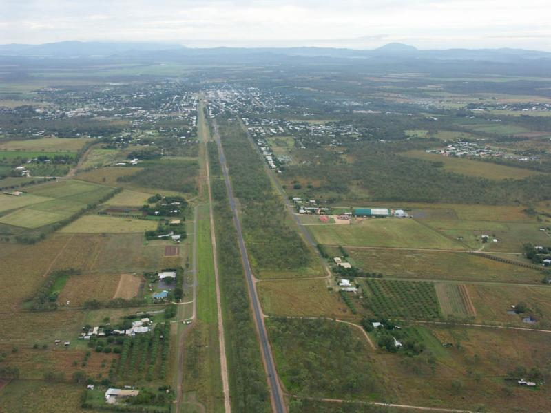 The town of Mareeba