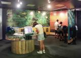 Exhibit at Visitor Centre