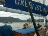 Setting out for Green Island