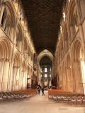 Peterborough Cathedral - Interior