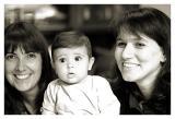 Helô, Catharina e Fabiana