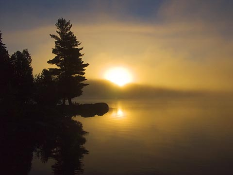 Algonquin Park Sunrise 5774
