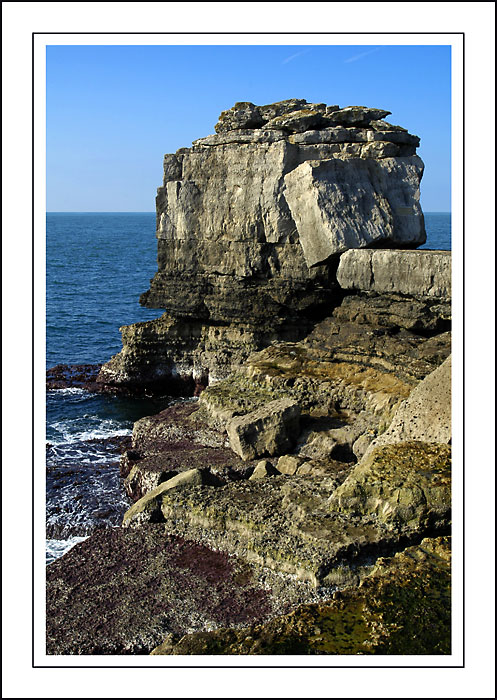 Pulpit Rock, Portland Bill, Dorset
