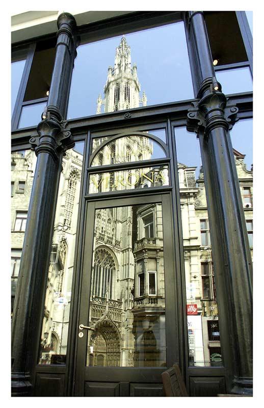 Main Entrance by Paul *
