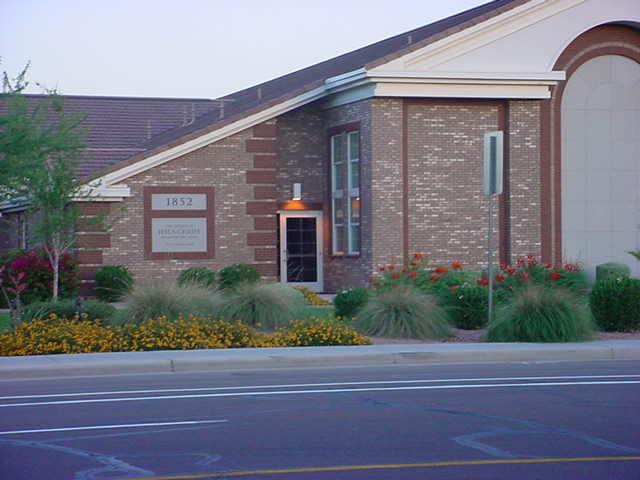 Mormon Church<br> 1852 North Stapley Dr