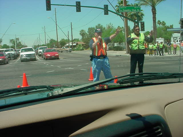 traffic direction class