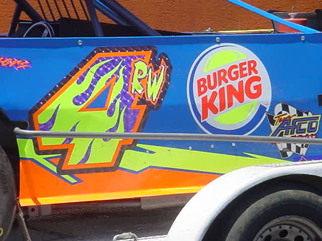 burger king home of<br> the dollar whopper