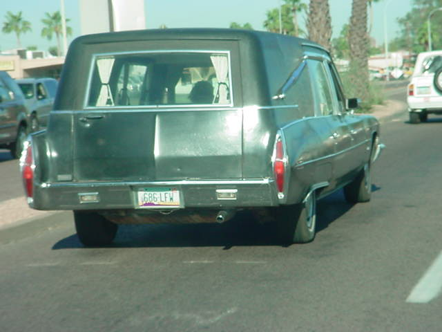 1972 Cadillac Limo<br> $6000 not for sale