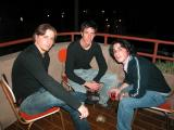 Stefano, Alex, and Chris