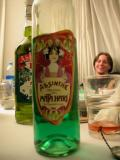THE BOTTLE that characterized the whole evening ;)