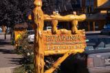 San Martin de los Andes signage