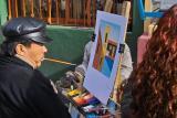 Artist - La Boca