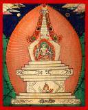 Ushnishavijaya Stupa