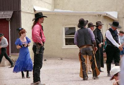 Gunfight at the OK Corral