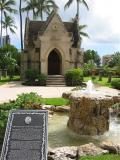 Kawaiaha'o (small church beside the big church)