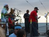 Sunday, Sunset on the Beach, Band