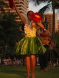 hula dancer
