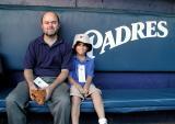 Padres' dugout, QUALCOMM Stadium