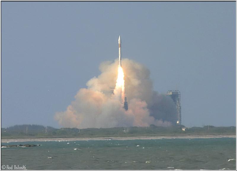 Atlas 2A Liftoff