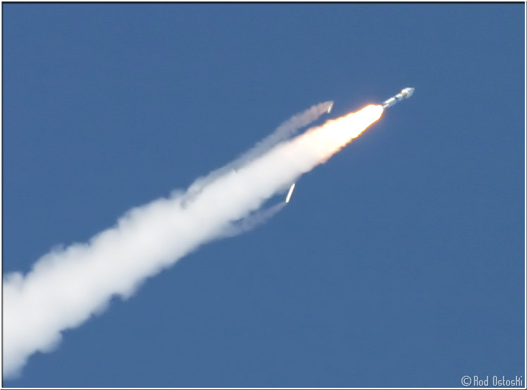 Separation of Atlas Boosters