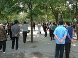 Ballroom Dancing in Temple of Heaven Park