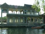 The Marble Boat at the Summer Palace