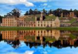 Port Arthur reflection