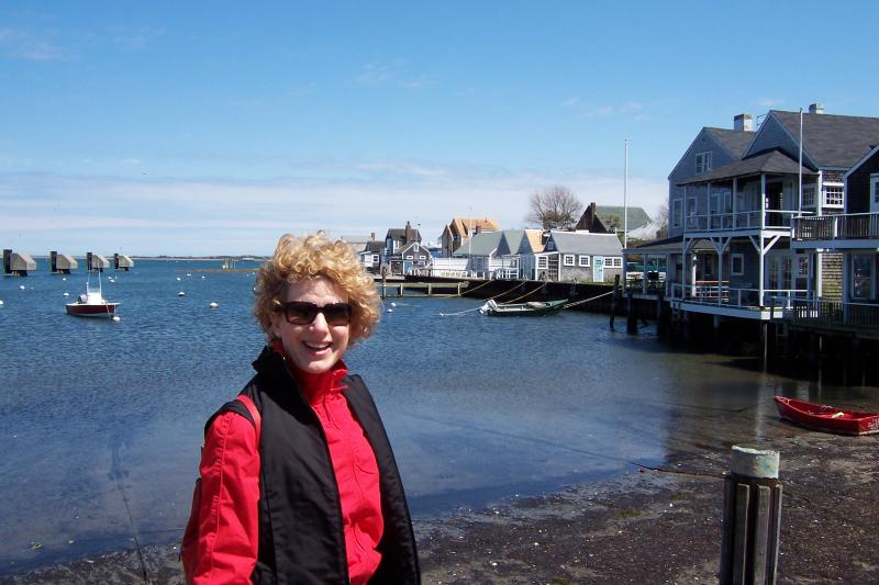 Nantucket Harbour, Cape Cod