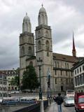 Grossmunster Kirche