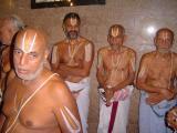 GanapAdi Sri Veeravalli Srinivasa Desikachariar, Mannargudi Rajagopalacharya, Srivatsankhachriar, Srinivasa Rangachariar Swami-s