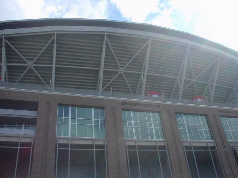 QWest Field, home of the Seahawks