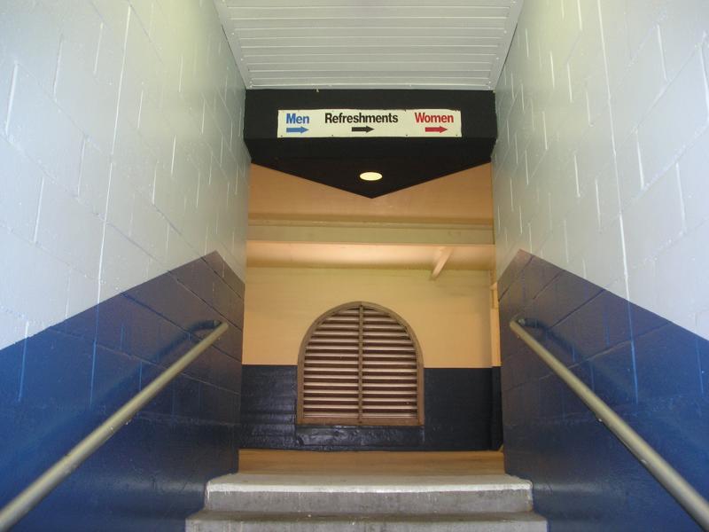 Corridor  in Yankee Stadium