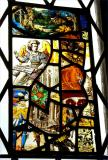 Bunratty stained glass