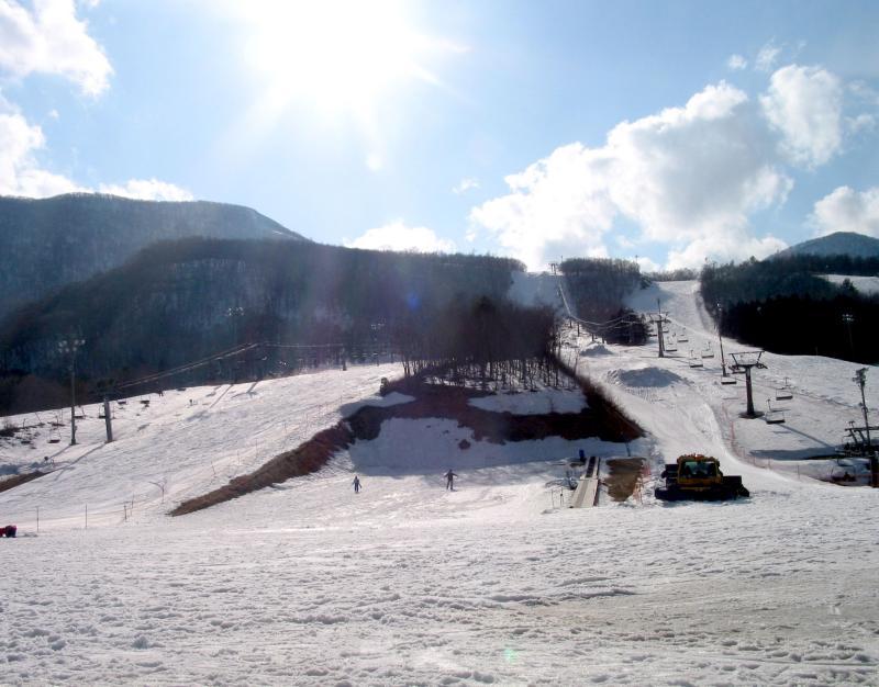 Izumi.ski lift near Sendai