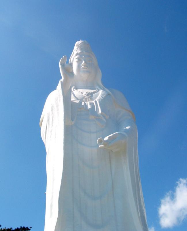 Buddha Statue in Sendai