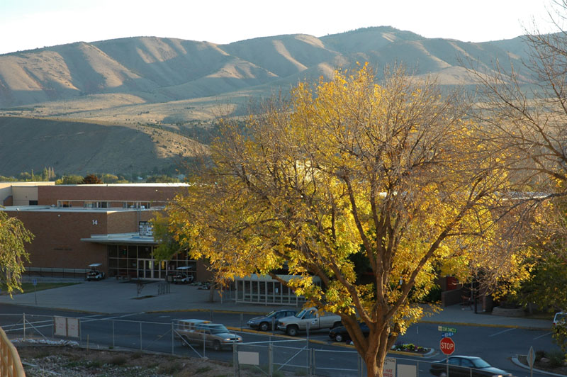 PSUB or Pond Student Union Building, Idaho State University Autumn Herbst DSC_0074