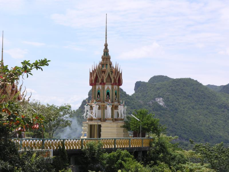 Wat Tum Seu Bell Tower