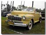 1946 Right hand drive Mercury