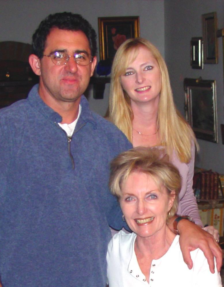 Michelle was Rafis caregiver