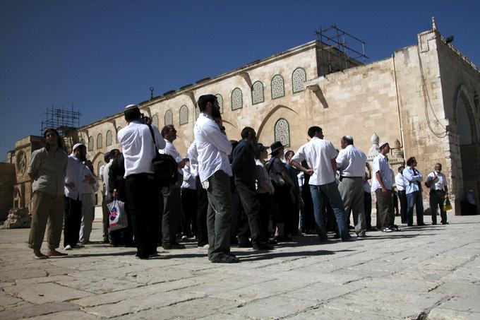 Jewish visitors
