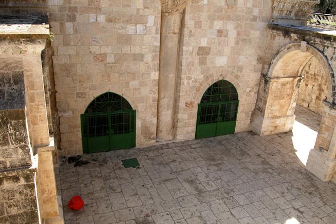 The Gates of Mercy
