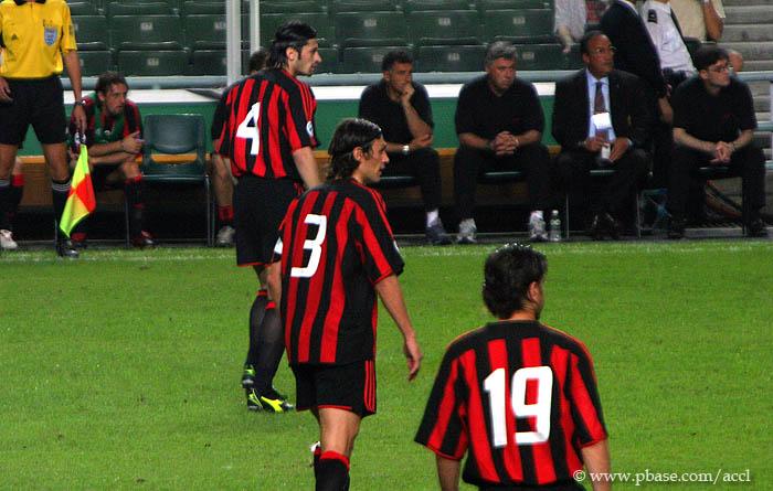 The no.1 defense in Italy