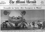 1978 - The Miami Herald - Eastern B727-25 N8126N landing incident