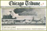 1982 - Chicago Tribune, Pan Am B727-235 N4734 Clipper Charmer engine fire on takeoff roll