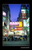 Crossing at Mong Kok